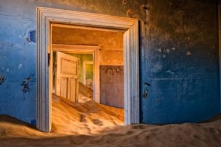 Los 8 lugares abandonados más bonitos del mundo