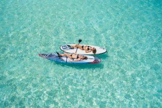 Las mejores actividades acuáticas para parejas